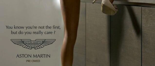 Aston Martin envía a Masterauto su última campaña publicitaria