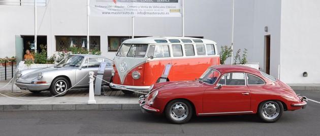 Exposición de Masterauto en el Real Club Naútico de Tenerife
